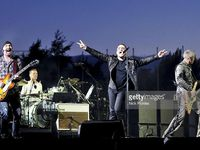 U2 -Don Valley Stadium Sheffield Angleterre 20/08/2009