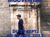 affiche et expo au Pilori