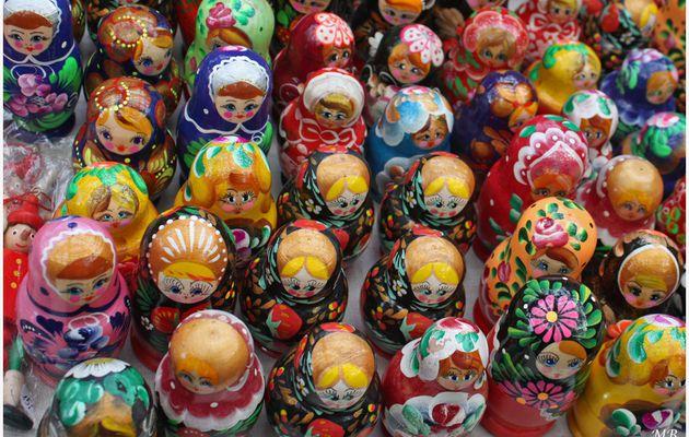 Matriochkas : les poupées russes
