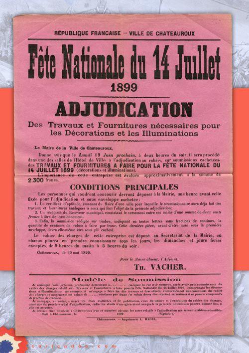 Le 14 juillet, la République en fête : exposition itinérante à louer/imprimer