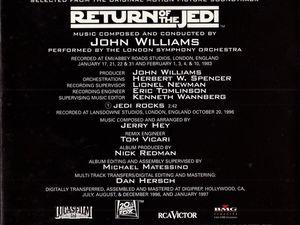 The Max Rebo Band - Jedi Rocks mcd (BMG - 1997)