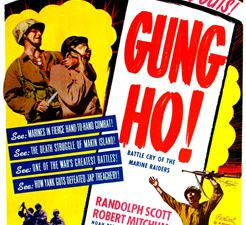 Gung Ho! de Ray Enright