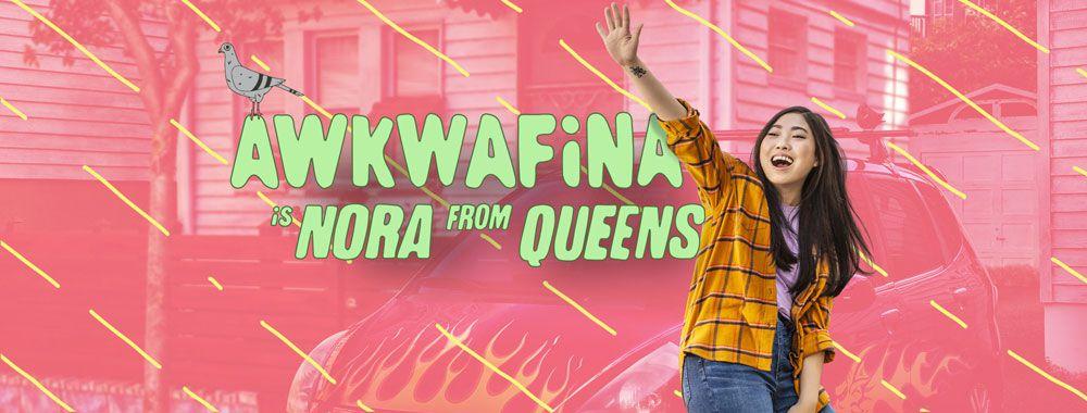 """""""Awkwafina Is Nora From Queens"""", nouvelle série à découvrir dès ce soir sur Comedy Central"""