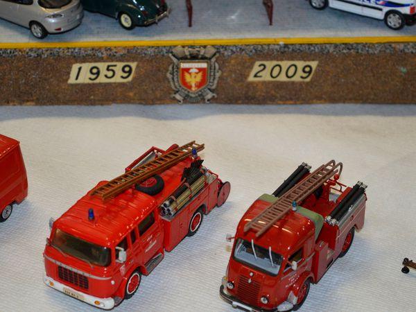 125ème anniversaire du corps des Sapeurs-Pompiers en 2017 à Algrange - Les préparatifs