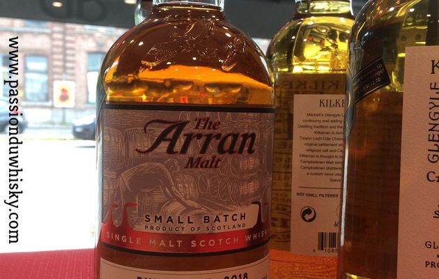 Arran Small Batch Rum Finish