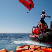 """Le président de SOS-Méditerranée : """" Notre seule exigence, c'est l'humanité et la dignité """""""