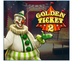 machine a sous en ligne Golden Ticket 2 logiciel Play'n Go