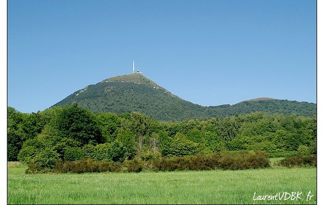 Auvergne (3/19) : Ascension du Puy de Dôme