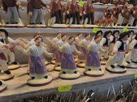 Aubagne, foire des santonniers