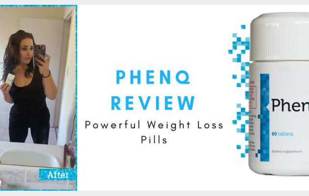 PhenQ Weight Loss Results- Before & After Pics [INSIDE]