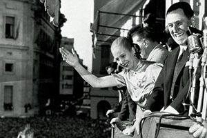 First lady Eva Peron allowed Nazis to hide out in Argentina in exchange for treasures looted from rich Jewish families
