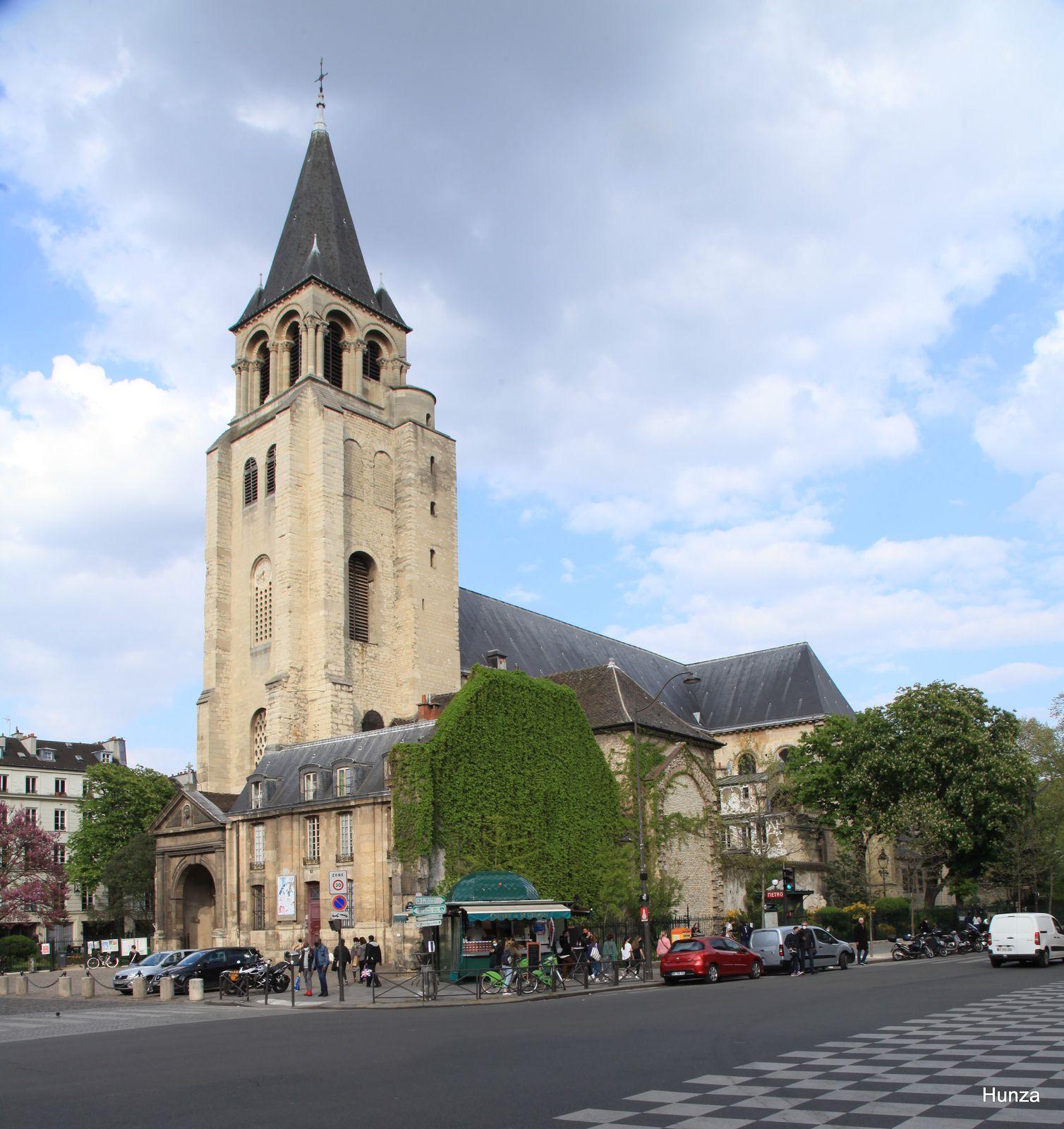 Paris, église Saint-Germain des Prés
