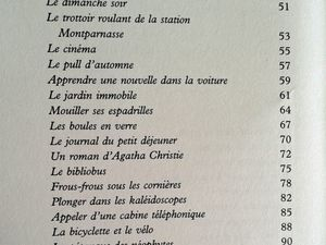 """Menu de ces menus plaisirs... (cliquer sur la première image  pour les voir intégralement l""""une et l'autre)."""