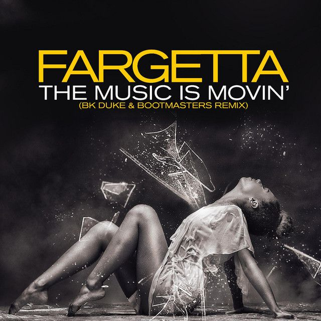 Fargetta dévoile une nouvelle mouture de son « The Music Is Movin' » !