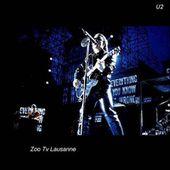 U2 -ZOO TV Tour -12/05/1992 -Lausanne -Suisse -Patinoire De Malley - U2 BLOG