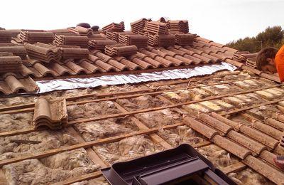 Rénovation de la toiture, quels sont les postes de dépenses ?