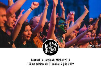 Toul 15 ème édition Le Jardin du Michel du 31 mai au 2 juin 2019