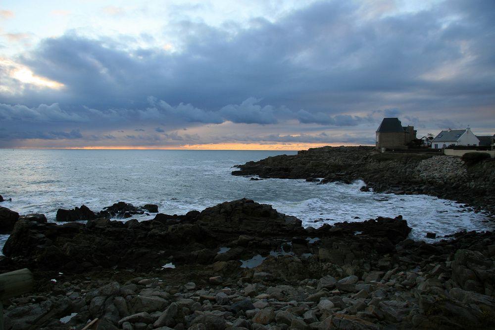 Album - Les ciels de Bretagne