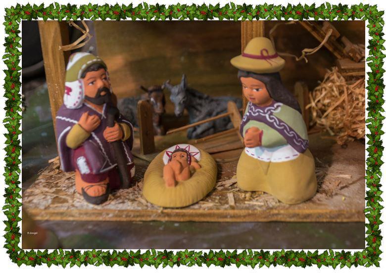 Chants pour les veillées de Noël à la basilique (18h et 20h30)