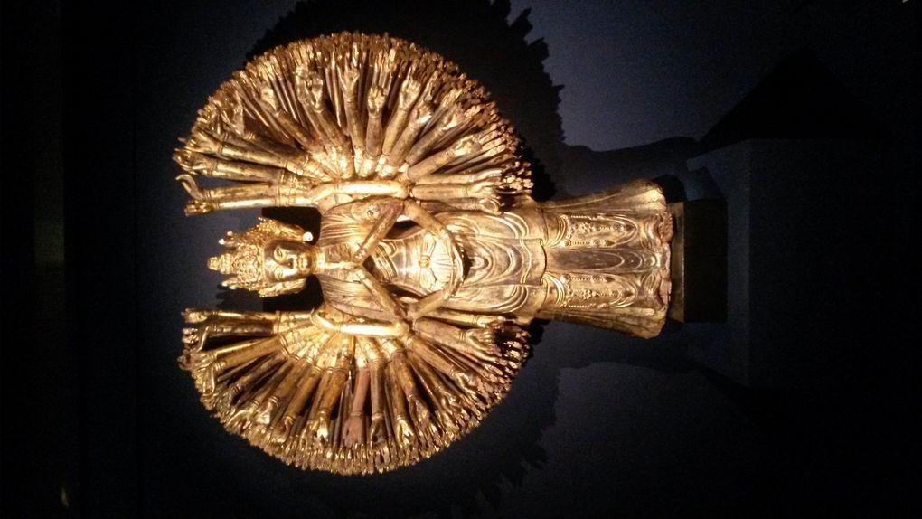Au Musée Guimet, préparez vous à assister à l'envol du Dragon !!!