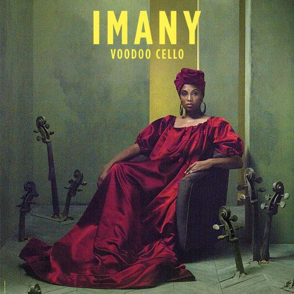 Imany subjugue avec « Voodoo Cello » !