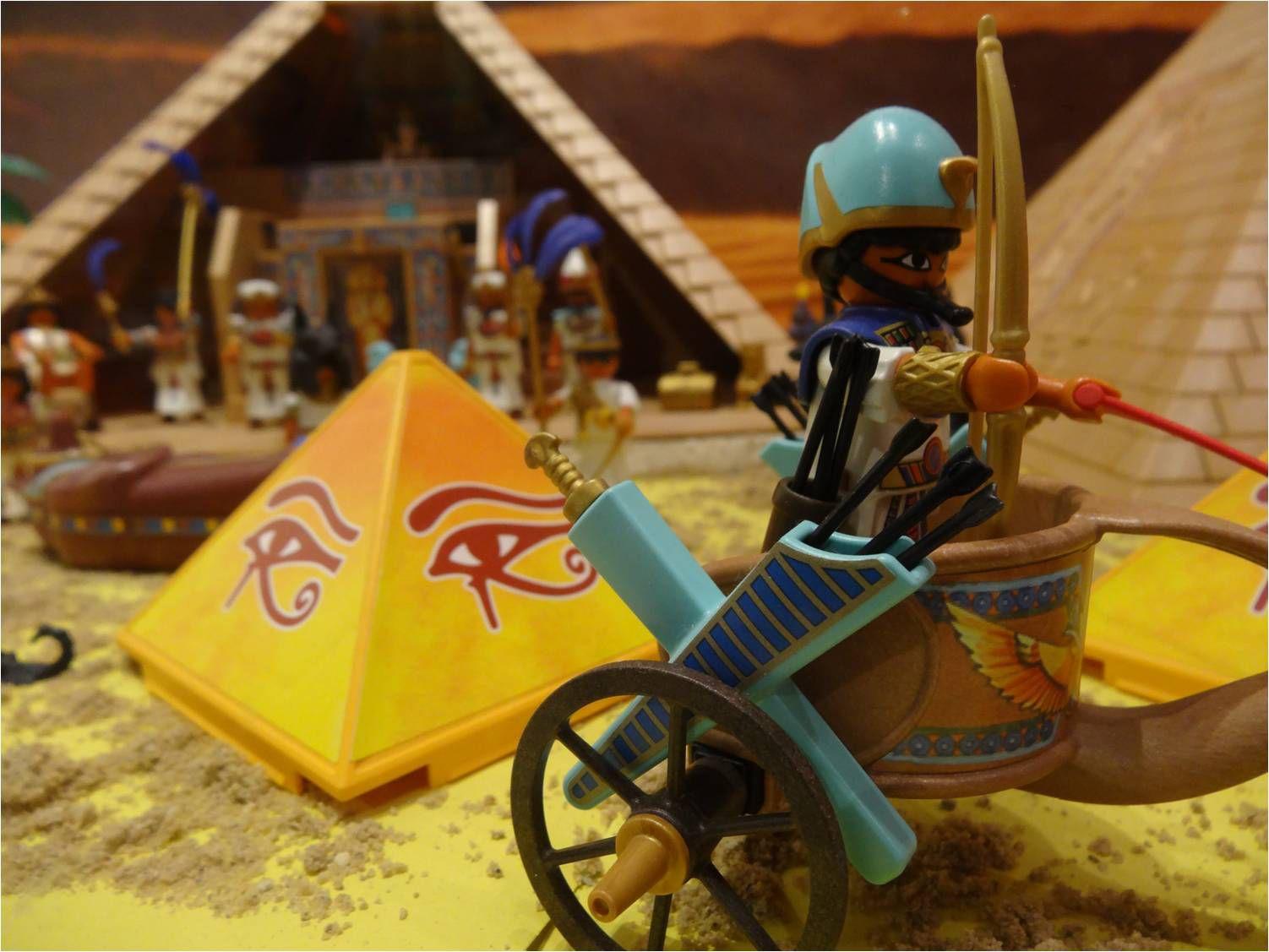 Exposition des 40 ans Playmobil au Musée du Jouet de Moirans