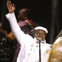 Le célèbre musicien guinéen Mory Kanté s'en est allé