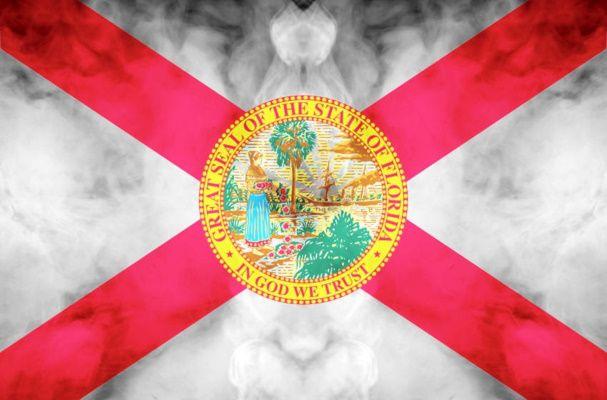 La Floride fait demi-tour sur la vape et conserve les arômes des liquides