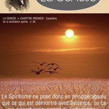 Le Spiritisme ne pose donc en principe absolu que ce qui est démontré avec évidence