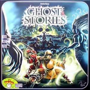 Ghost Stories d'Antoine Bauza (2008 - Editions Repos Prod)