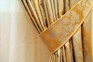 Service de Nettoyage de rideaux à votre domicile, 06 Nice, Monaco,