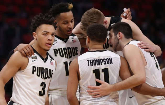 March Madness : Perdue s'en sort en l'absence d'Isaac Haas