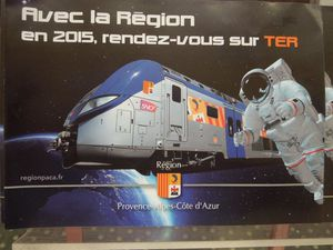 Découvrons le nouveau TER Régiolis PACA
