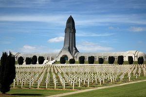 """En visite à Verdun pour le centenaire de la """"grande guerre"""""""