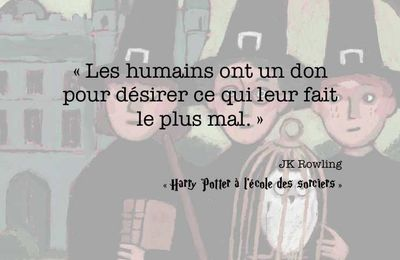 Citation JK Rowling