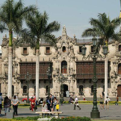 Journée à Lima