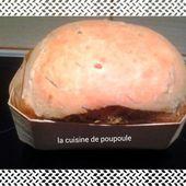 Pain aux herbes de Provences au thermomix ou sans - La cuisine de poupoule