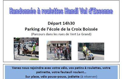 VERT-LE-GRAND 2013 AGIR POUR LA SEMAINE DE L'EGALITE