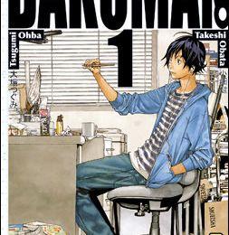 Fiche n° 855 : Bakuman (Tomes 1 & 2) de Ohba et Obata