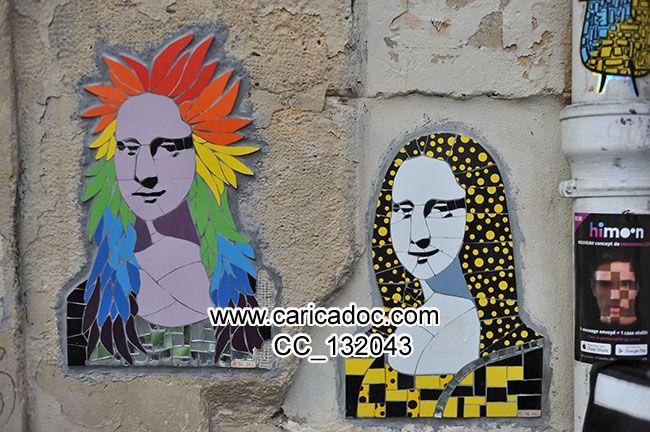 La Joconde Mona Lisa
