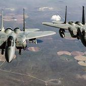 L'US Air Force poursuit les tests du F-15EX Eagle II. - avionslegendaires.net