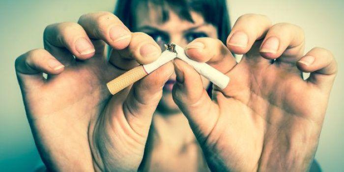 Bonne résolution pour 2021, J'arrête de fumer