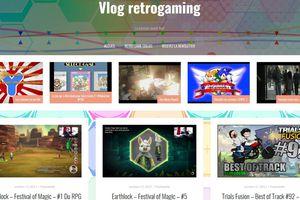 Présentation du Vlog Retrogaming: La passion avant tout