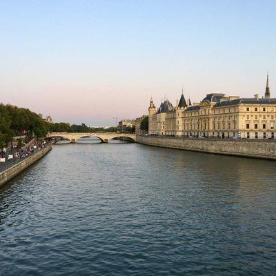 Survivre à l'inactivité (balade parisienne)