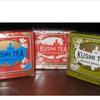 KUSMI TEA NOIR AUX 4 FRUITS ROUGES
