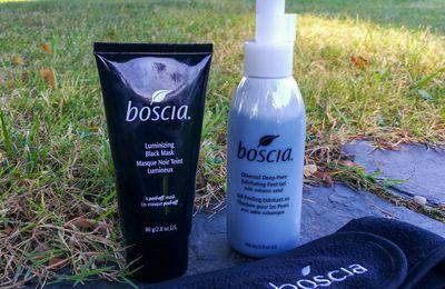 Une jolie peau avec les soins Boscia