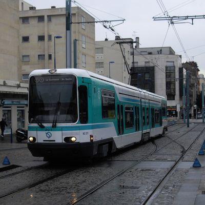 Le trafic de la ligne T1 est interrompu entre Bobigny-Pablo Picasso et la Gare RER-SNCF de Noisy-le-Sec du 13 au 17 mai 2015