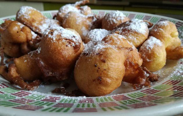 beignets de carnaval à l'italienne