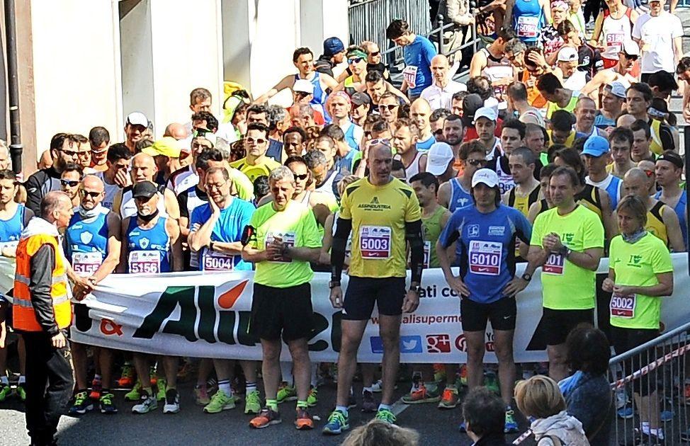 Maratona di Sant'Antonio 2015 (16^ ed.). Doppietta keniana, ma l'Italia è stata ben difesa e Alex Zanardi ha sfrecciato
