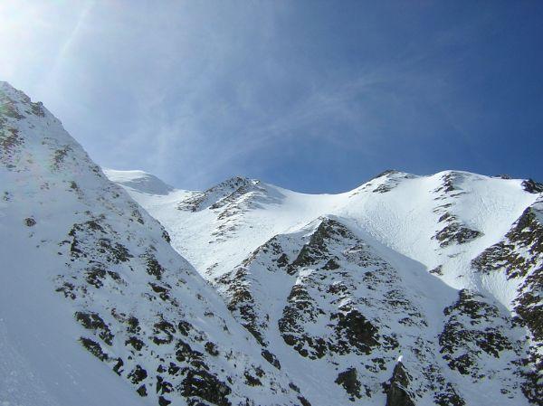 Ski hors piste au Montdore